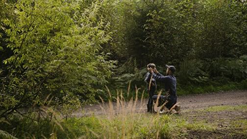 Мы выйдем с тобой погулять в лес